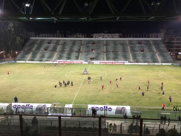 Siracusa Reggina: REGGINA 0-0: Una Reggina In Crescita Esce